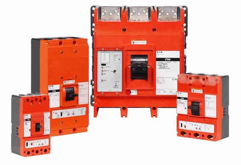 Eaton MCCB circuit breaker
