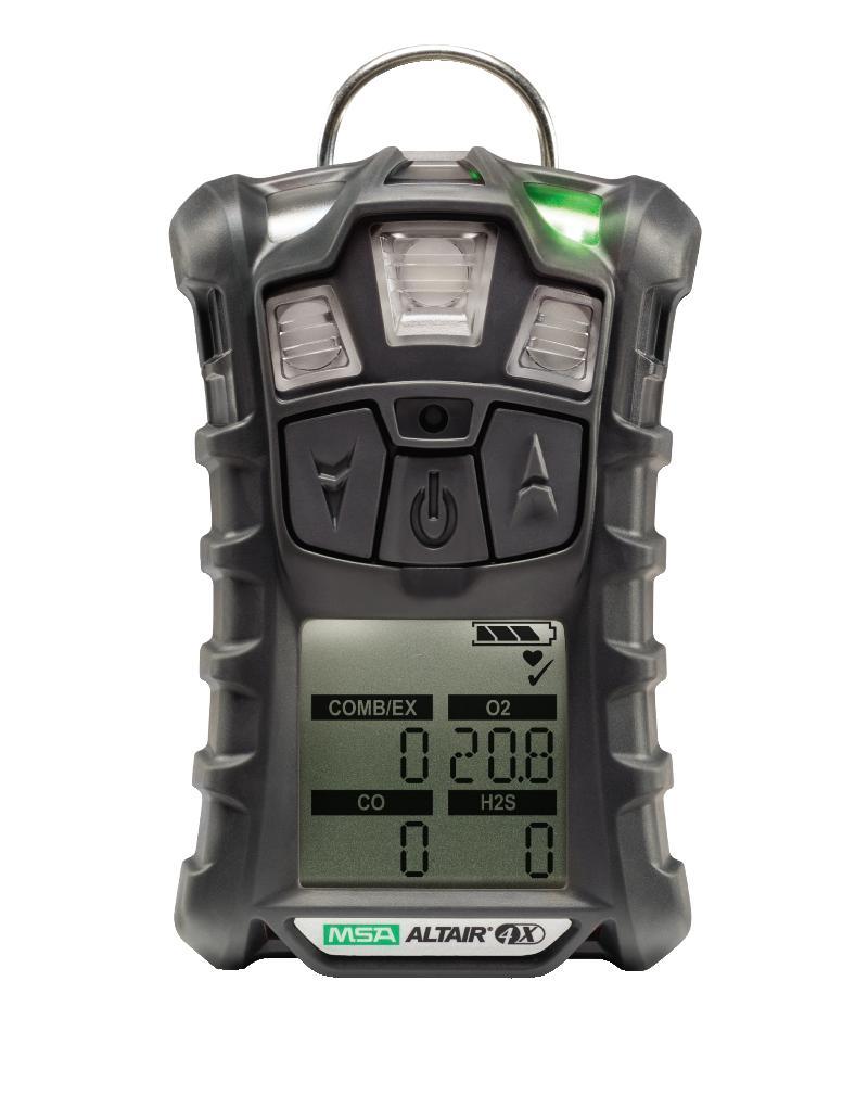 MSA Altair 4x mining gas detector