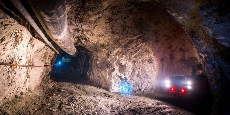 Underground-mine-proximity-detectors