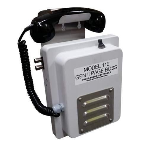 PBE Gen 2 underground mining phone