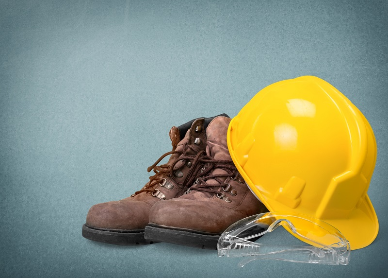 mining & construction safety boots